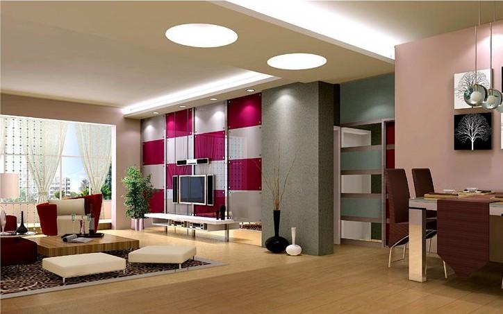 设计简约办公室装修风格有那些